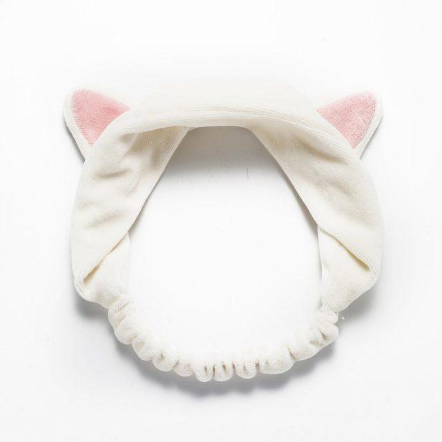 «Кошачьи» ушки