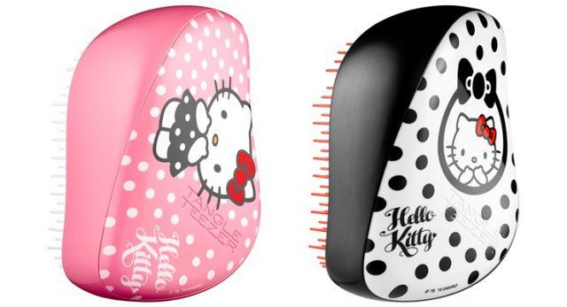 Расческа Tangle Teezer x Hello Kitty Compact Styler