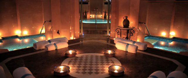 СПА  Романтические каникулы: почему для отдыха с любимым нужно выбрать Дубай? the refreshing royal hammam 640x267