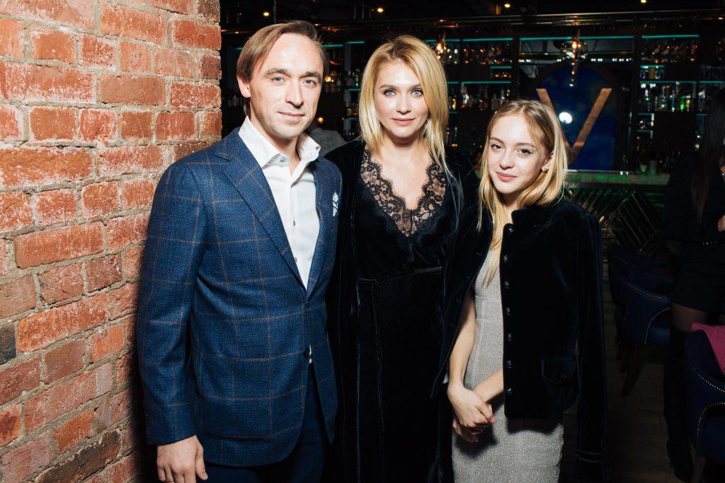 Алексей и Наталья Джаз, Наталья Михалкова