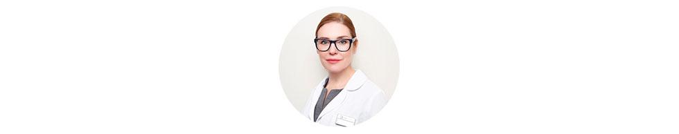 Анжелика Ужва, врач-косметолог, дерматовенеролог Клиник немецких медицинских технологий GMTClinic