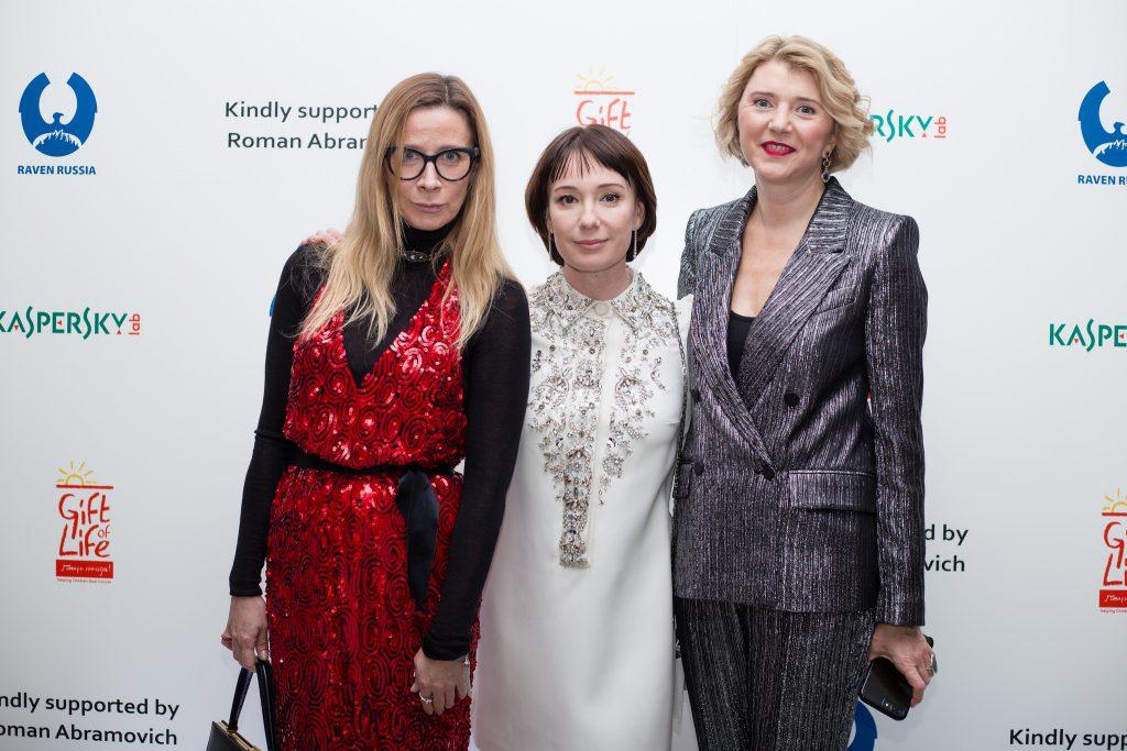 Ника Белоцерковская и Чулпан Хаматова