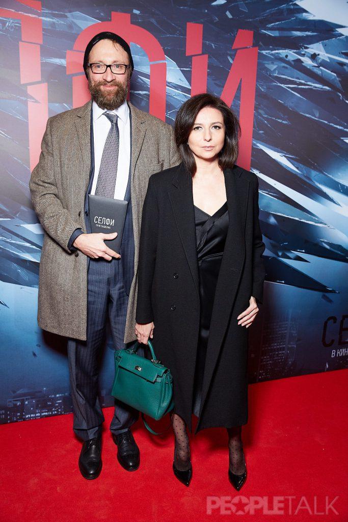 Дмитрий Шохин и Алиса Хазанова