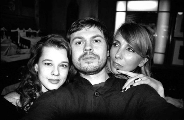 Катерина Шпица, Сергей Табунов и Светлана Бондарчук
