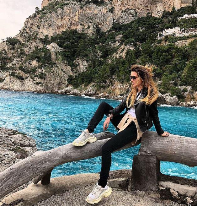 Ксения Бородина (Италия)