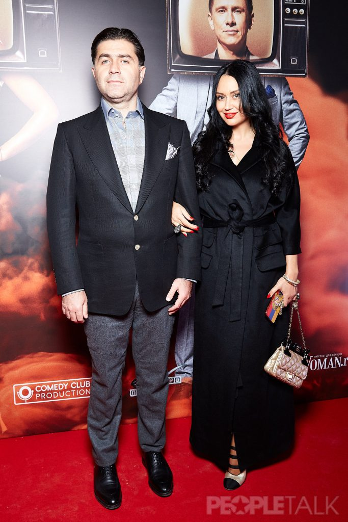 Артур и Элина Джанибекян
