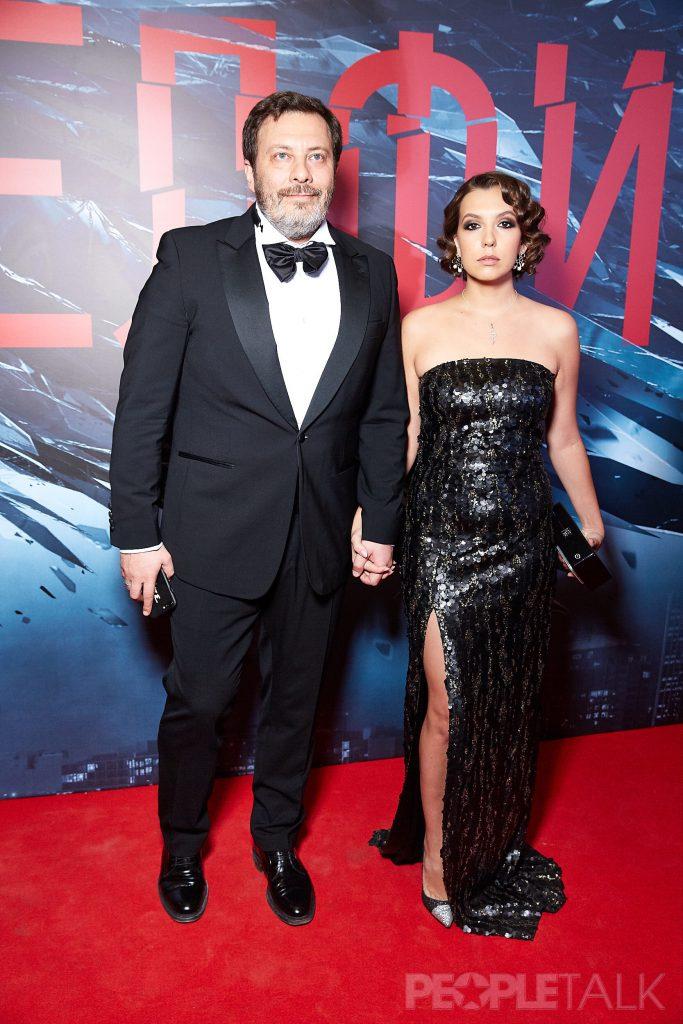 Сергей и Елизавета Минаевы