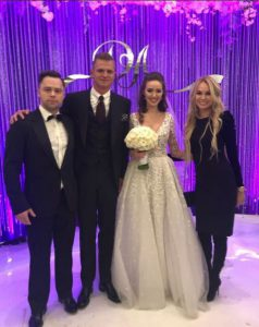Ах, эта свадьба! Все подробности торжества Дмитрия Тарасова и Анастасии Костенко