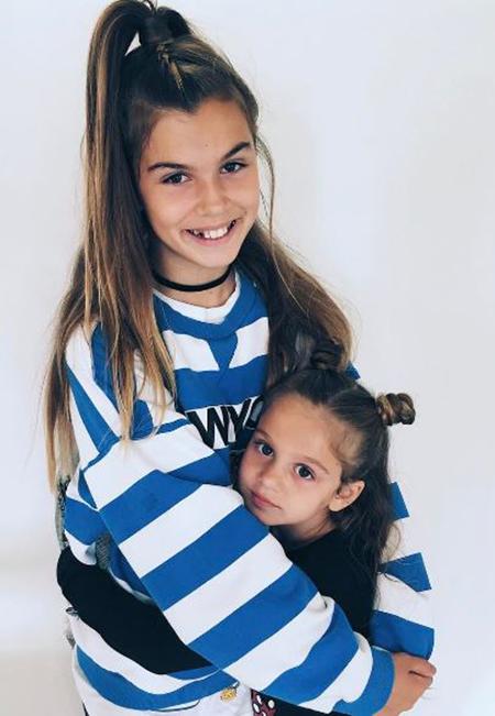 Алинa и Моника