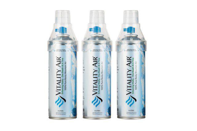Воздух Vitality Air