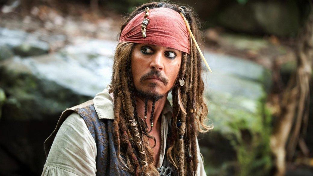 Кадр из фильма «Пираты Карибского моря: Проклятие Черной жемчужины»