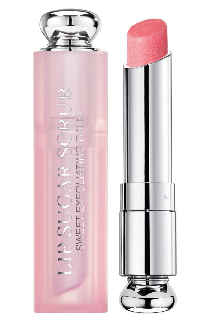 Скраб для губ Dior Lip Sugar Scrub Sweet Exfoliating Balm, 2425 р.