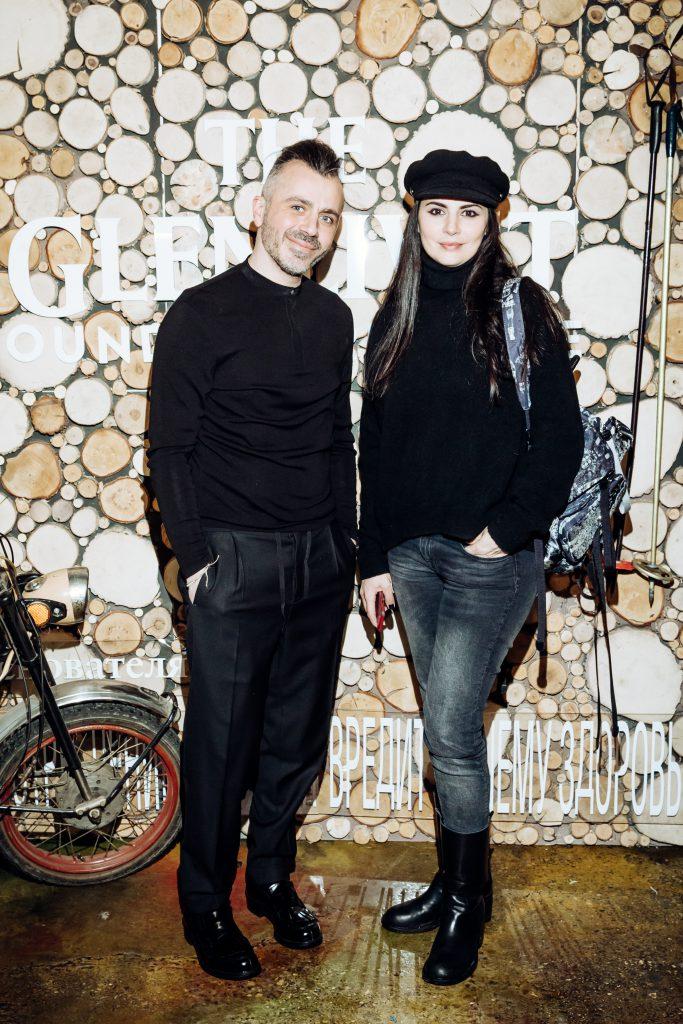 Александр Сирадекиан и Фатима Ибрагимбекова