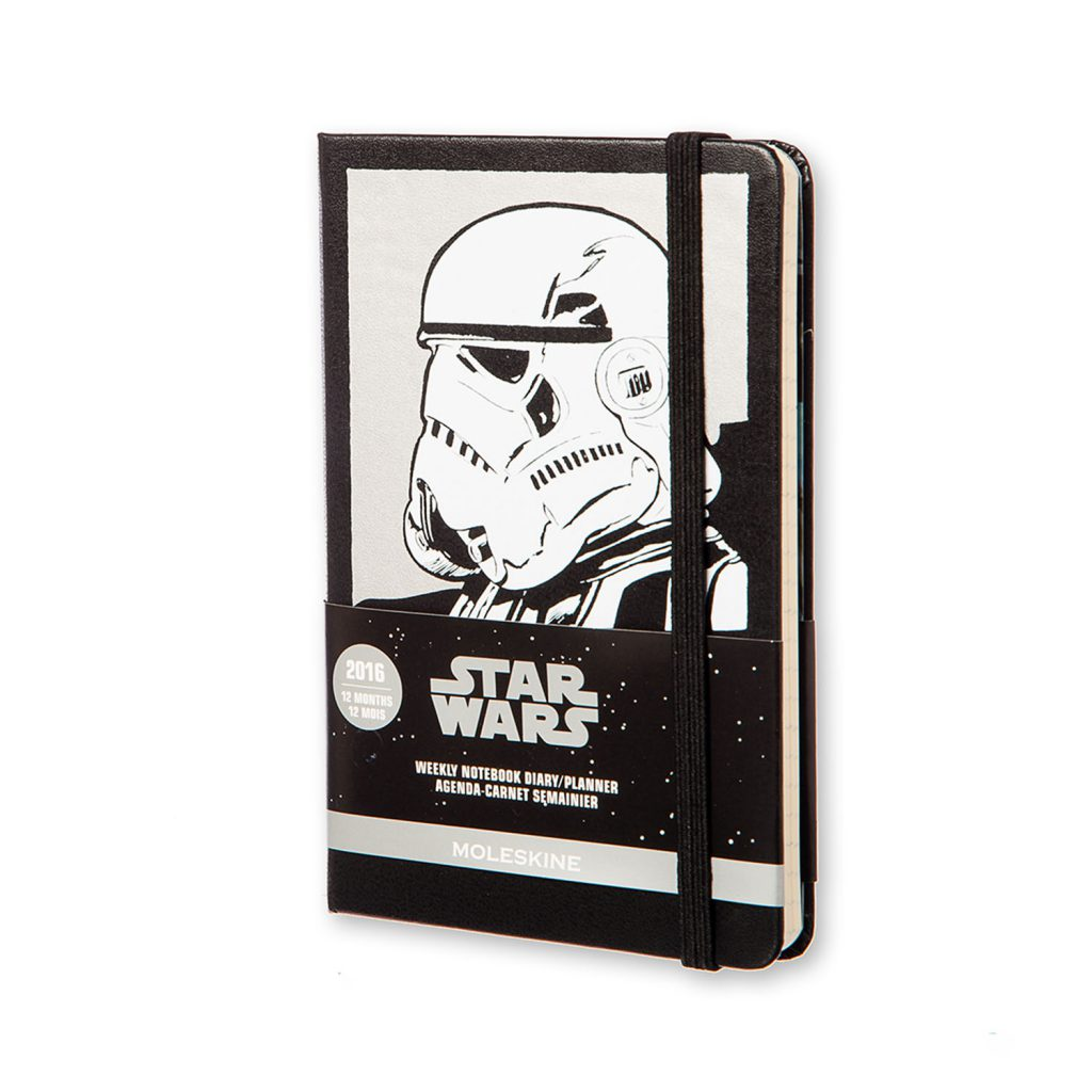 Moleskine x Star Wars