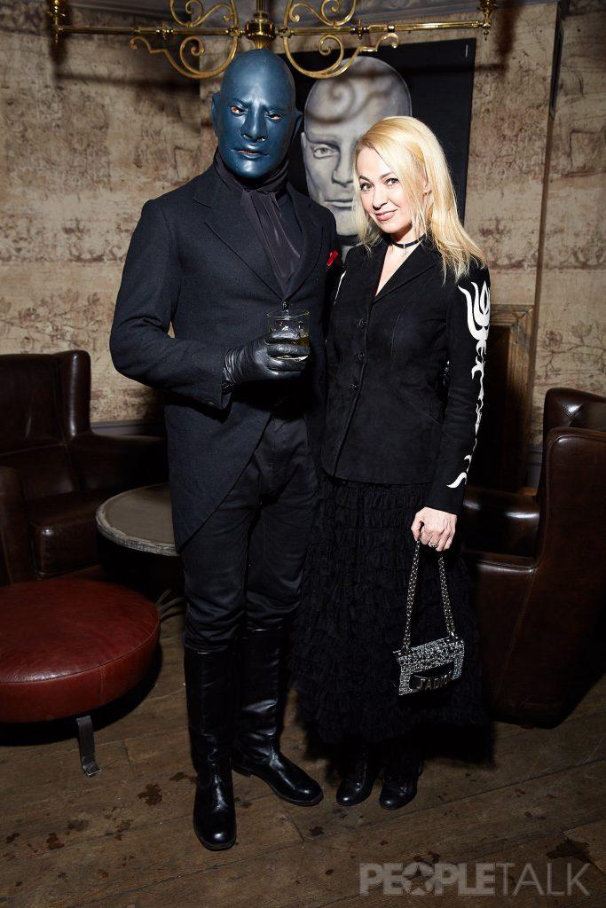 Фантомас и Яна Рудковская