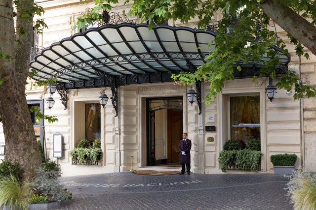 Римские каникулы: какой отель выбрать? Римские каникулы: какой отель выбрать? exterior baglioni hotel regina cr