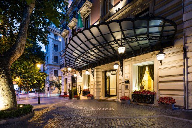 Римские каникулы: какой отель выбрать? Римские каникулы: какой отель выбрать? exterior baglioni hotel regina roma  diegodepol 01593 640x427