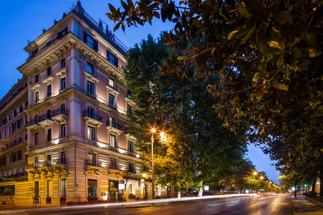 Римские каникулы: какой отель выбрать? Римские каникулы: какой отель выбрать? exterior baglioni hotel regina roma  diegodepol 01607 640x427