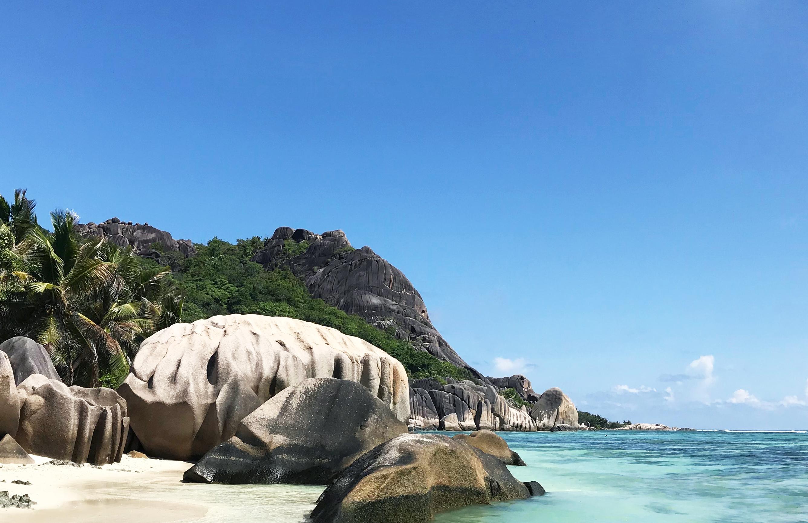 удовольствием помогала фото достопримечательности сейшельских островов сорта клубники лучше