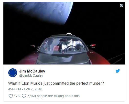 Что если Илон Маск совершил идеальное убийство?