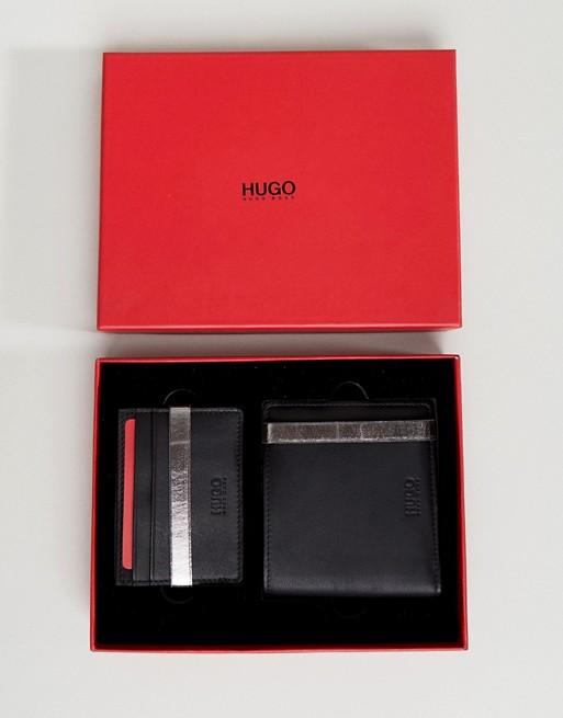 Подарочный набор HUGO, 9990 руб.
