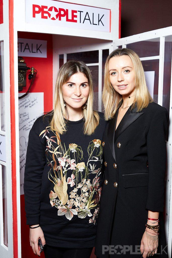 Лаура Джугелия и Наталья Османн