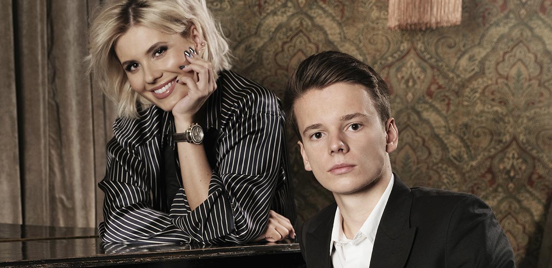 Анна и Арсений Шульгины о звездной семье и карьере