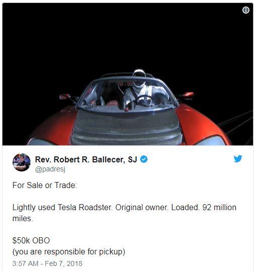 Автомобиль выставлен на продажу. 92 миллиона миль