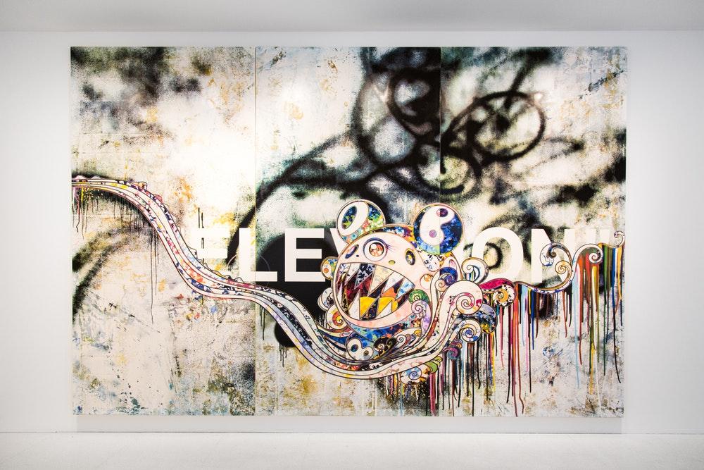 Выставка Верджила и Такаси в Gagosian Gallery