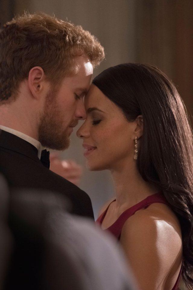 Первые кадры фильма «Гарри и Меган: Королевская история любви»