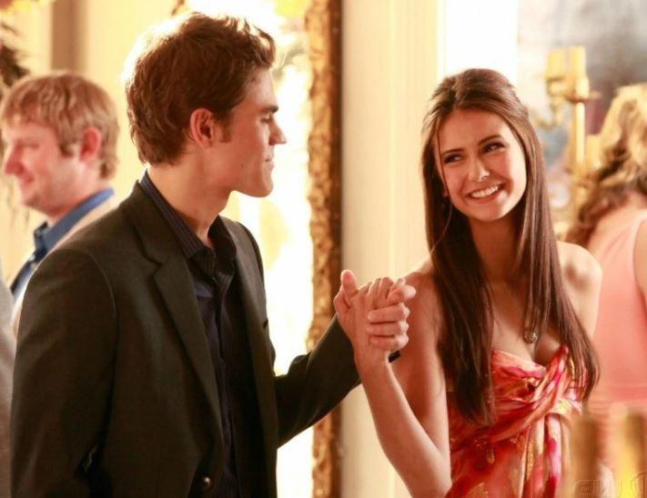 Елена и Стефан