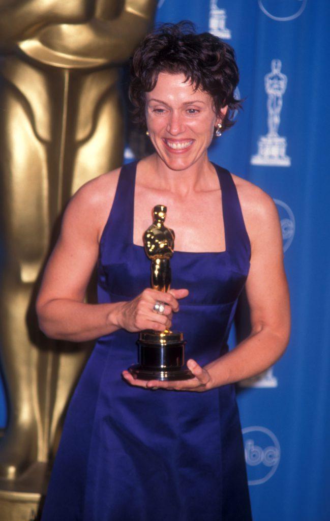 Фрэнсис на «Оскаре» в 1997-м