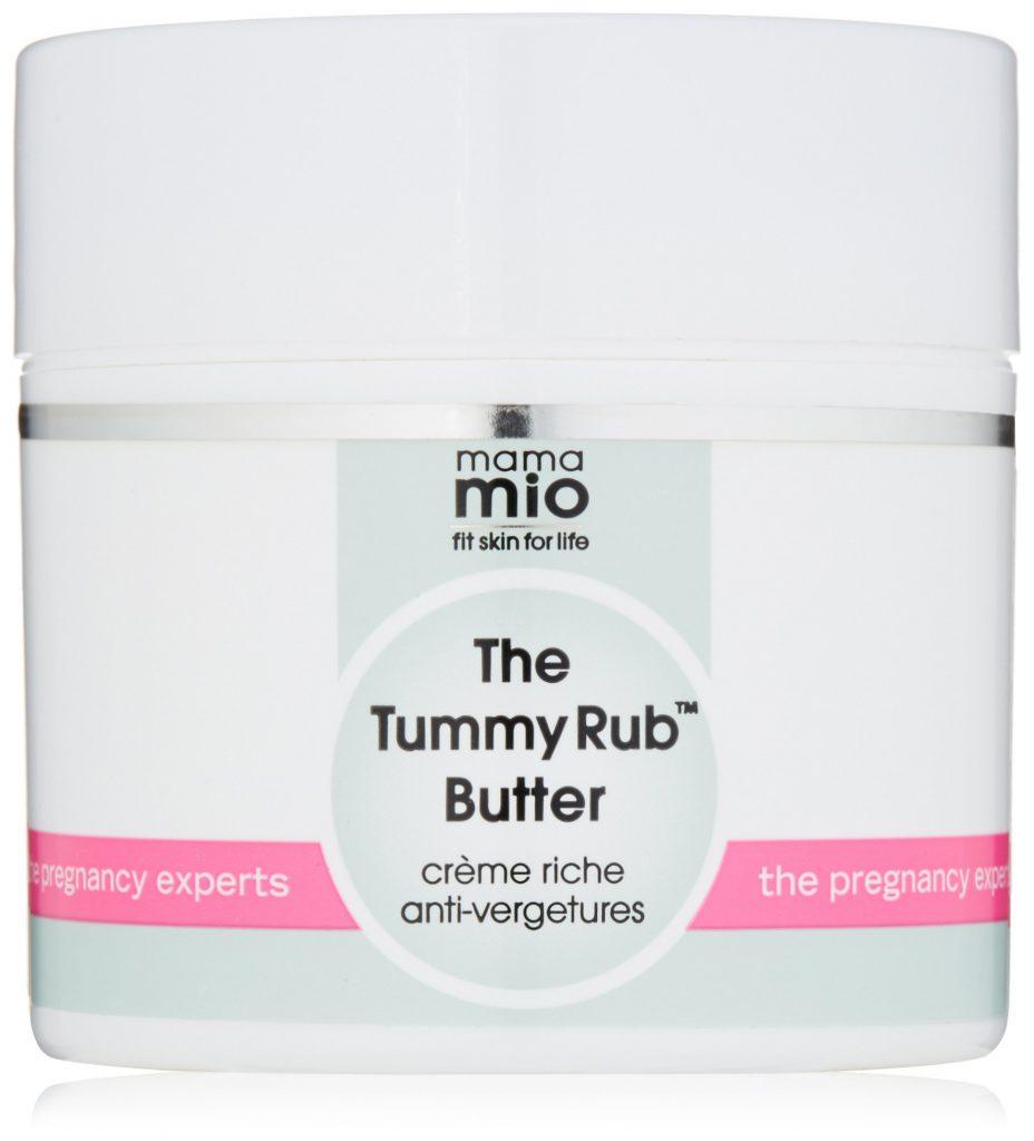 Масло Mama Mio The Tummy Rub Butter (36 $). В его составе есть масло кокоса, которое отлично успокаивает и восстанавливает кожу.