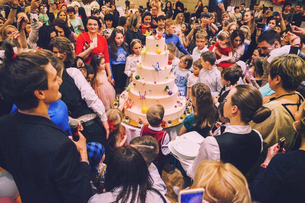 День рождения фонда «Дети-бабочки»