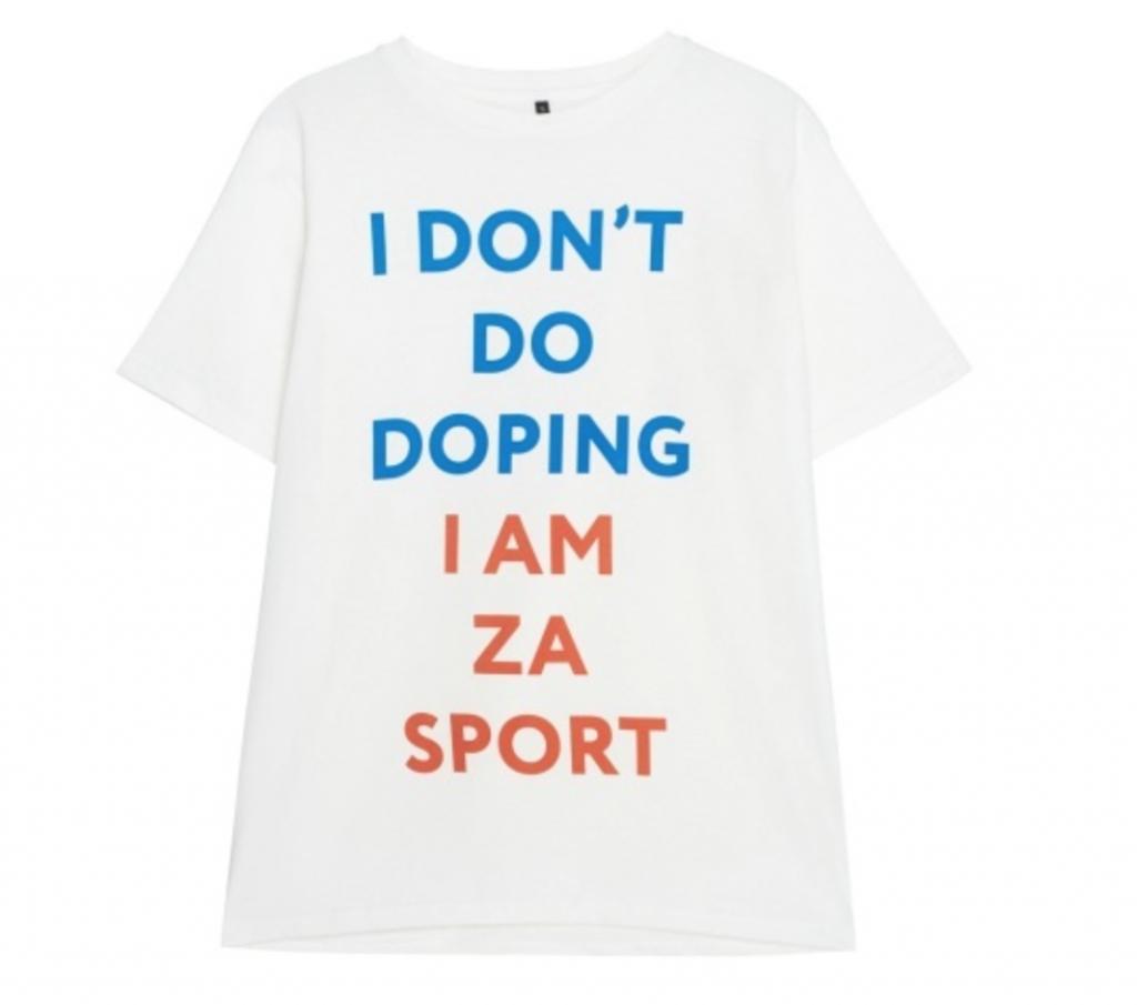 Футболка ZASPORT (1 900 руб.)