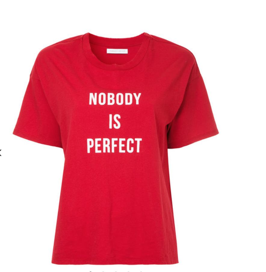 Футболка Nobody (3 600 руб.)
