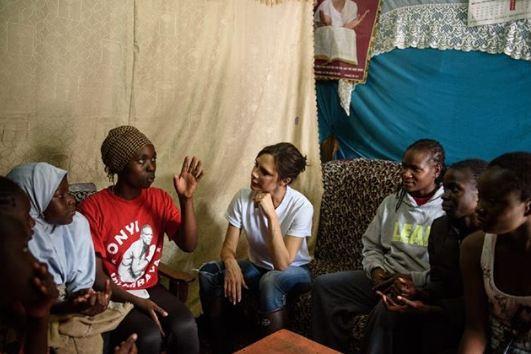 Виктория в Кении