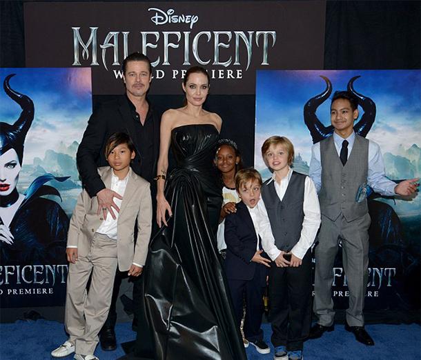 Теперь официально? Дочь Анджелины Джоли сменила имя на мужское