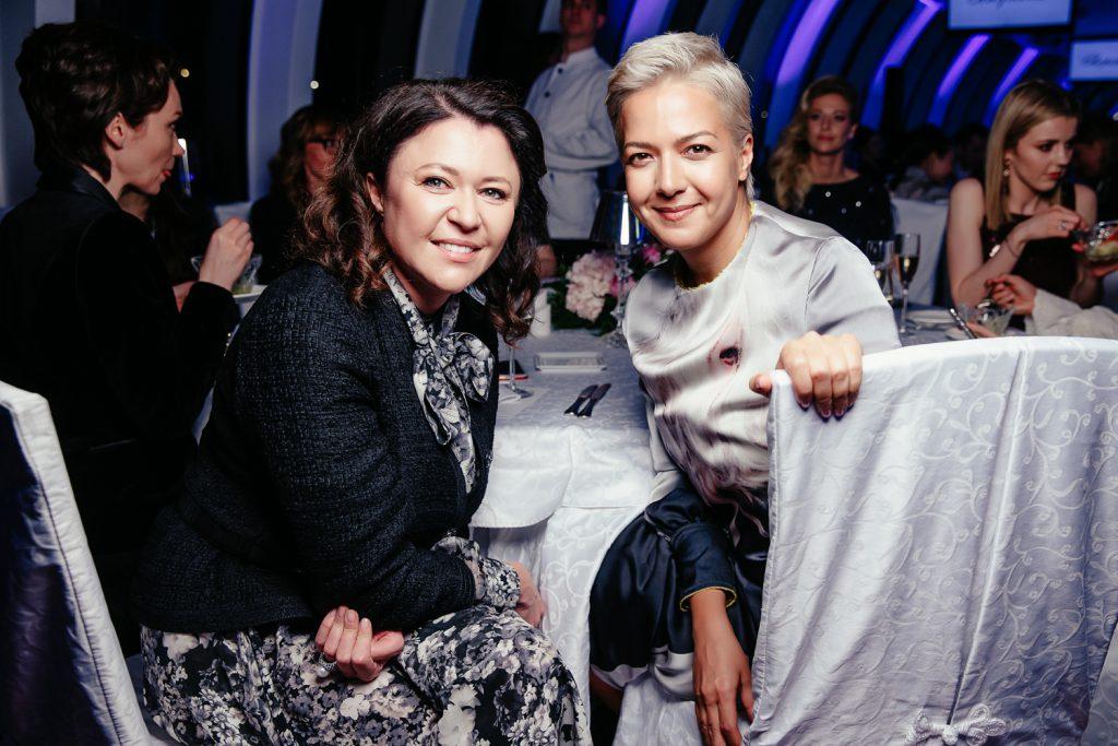 Марина Жигалова-Озкан и Ксения Чилингарова