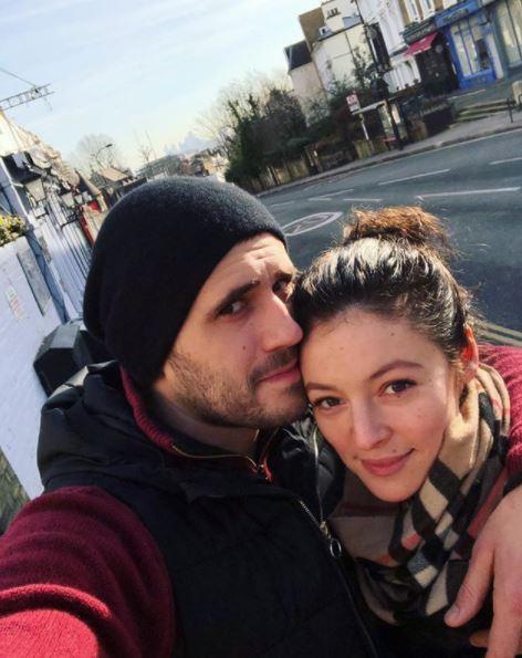 Семен Шкаликов и Дарья Макарова