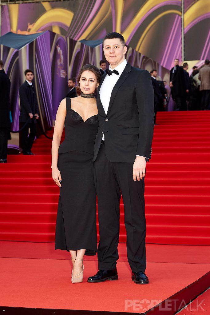 Маргарита Мамун с супругом
