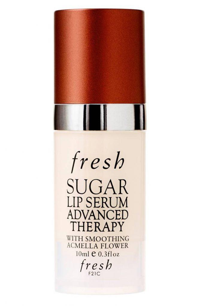 Сыворотка для губ Fresh Sugar Lip Serum Advanced Therapy, 36 $ – хорошо питает кожу губ.