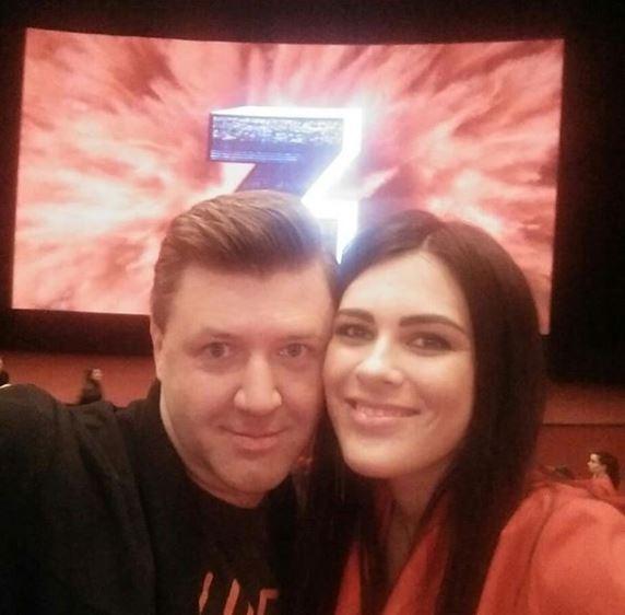 Артем Орлов и Алена Котова