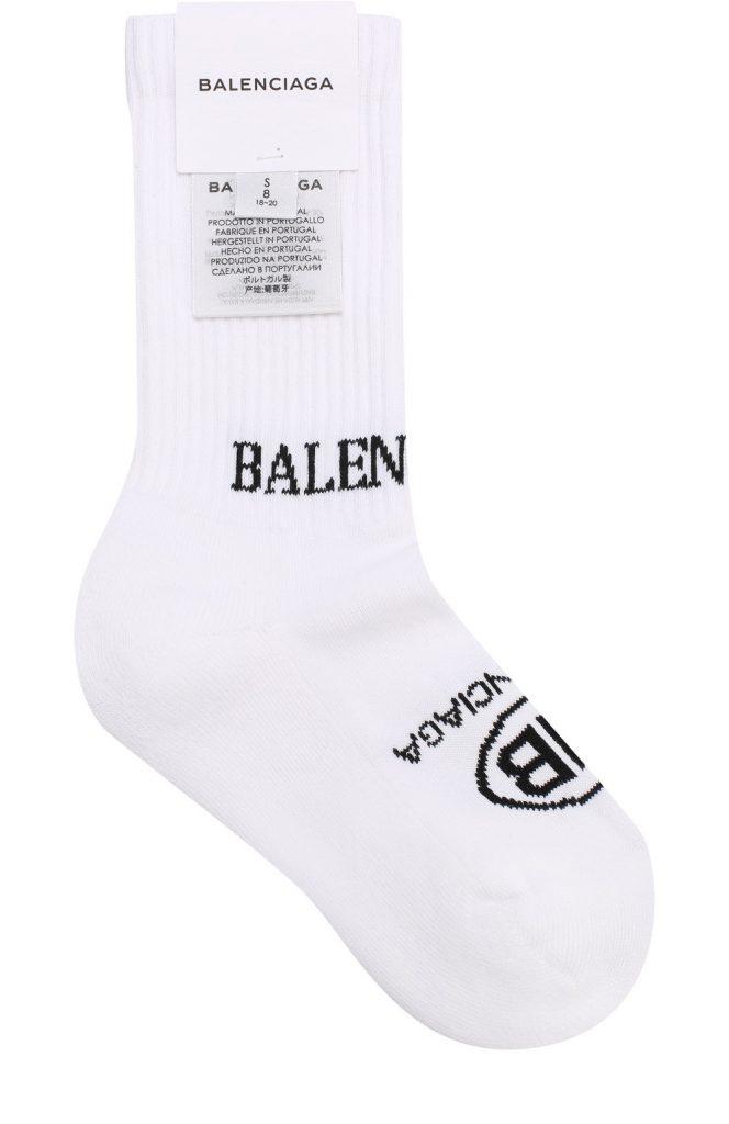 Носки BALENCIAGA, 6650 руб.