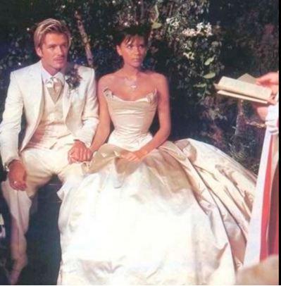 Виктория и Дэвид Бекхэм (фото: личный архив)