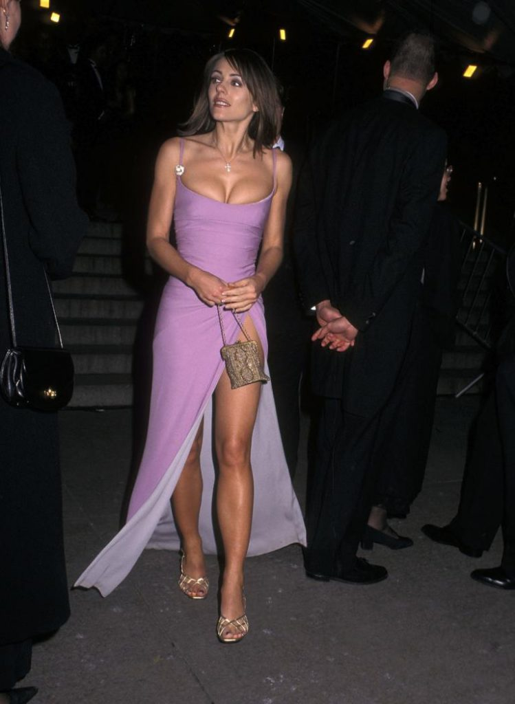 Элизабет Хёрли, 1997 год