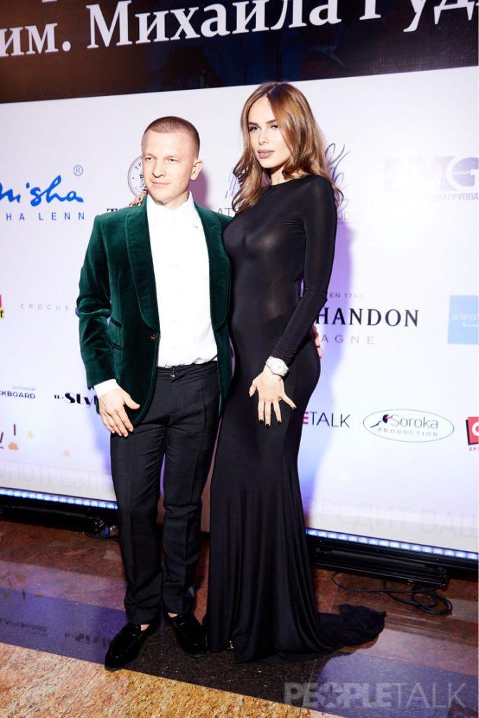 Павел Курьянов и Ханна
