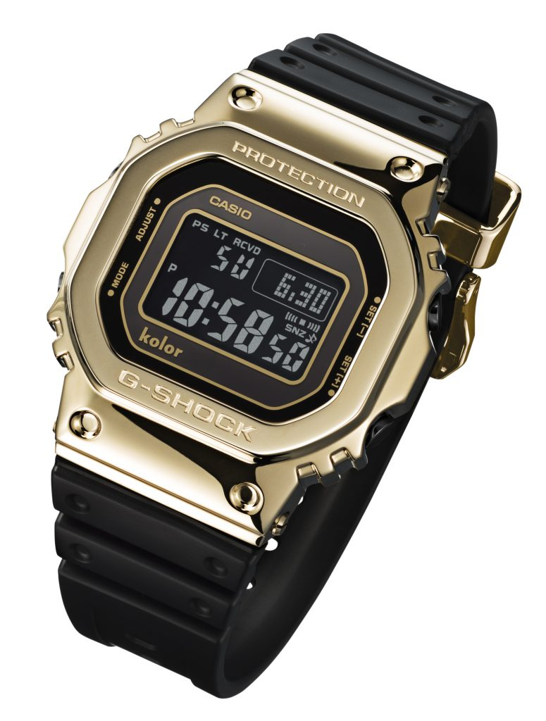 kolor x G-Shock GMW-B5000KL