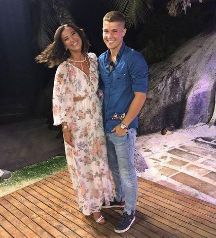 Ольга Бузова и Роман Гриценко