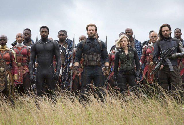 Видео дня: все неудачные дубли фильмов Marvel